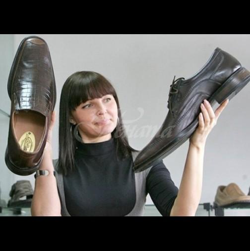 Има ли размерът значение? Ето какво казва за един мъж размерът на обувките му: