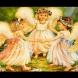 Силен амулет от три ангела: Пази от всички житейски проблеми!