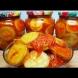 Рецепта за хрупкава салата от тиквички за зимата