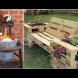 "Супер идейки за градински мебели ""Направи си сам"" (Снимки):"