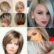 Модни прически за къса и средна коса