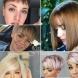 Прически с бретон: 12 страхотни идеи