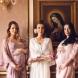 Женско царство: Вижте Илиана Раева на море с дъщерите и внучките си (Снимки):