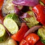 Как да си изпечем зеленчуците на фурна, че да станат като от заведение приготвени