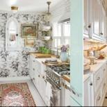Кухнята ми е тясна и дълга, но с тези 11 трика ще я направите 2 пъти по- голяма и ще изглежда приказно (снимки)