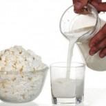 Бързо отслабване с мляко