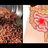 Ленените семена с кисело мляко ще помогнат за премахването на токсините, да се отървете от паразитите и да нормализирате теглото