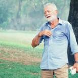 Симптоми на сърдечна недостатъчност, когато е топло време