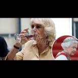Пияната Камила скочи на кралицата и стана страшно! (Снимки):