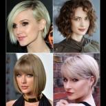 Идеалните прически за тънка и рядка коса (Снимки):