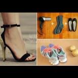 Сбогом, мазоли! 7 популярни начина да разтегнеш обувките, без да умреш от болка: