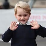 Тайна на принцеса Даяна белязала малкия ѝ внук Джордж-Една от седемте му кръстници я сподели