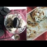 Върховен домашен сладолед с бисквитки - копринено кремообразен и сладко хрупкав!