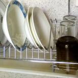 Сушилката ръждяса, но само с 1 подправка я почистих, стана като нова без грам химикали