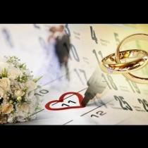 Вашата дата на сватбата ще ви каже какъв е брачният ви живот-Единица-В такова семейство ще царува мир и взаимно разбирателство,