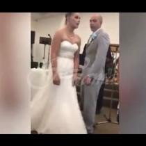 Булката, която изгони майка си от сватбата