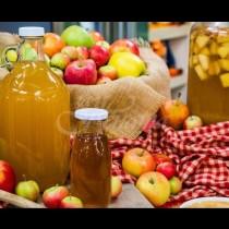 Време е да си направим сами истински ябълков оцет
