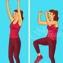 3-те най- лесни упражнения за бързо отслабване и стягане на корема у дома (снимки)