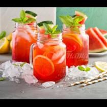 С тази динена лимонада летните жеги са приятни като нежен полъх - зверски вкусна и освежаваща: