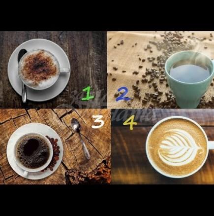 Предсказване на късмета на кафе. Изберете чаша кафе и прочетете експресната прогноза за утре