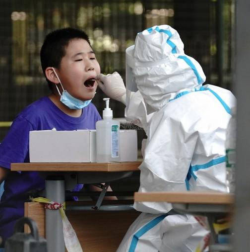Китай в паника заради взрив от нов смъртоносен вирус