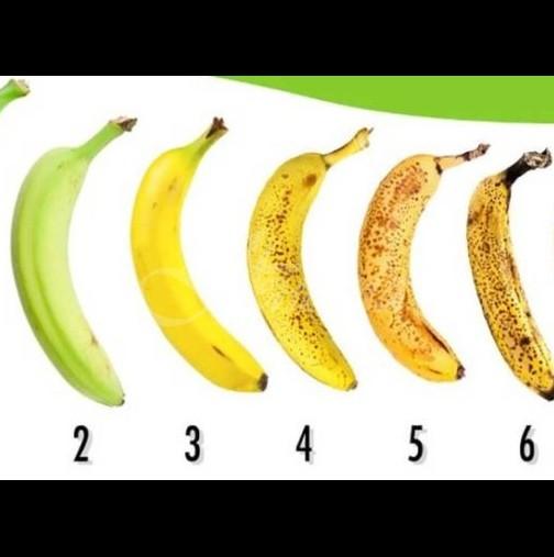 Какъв номер на банан бихте купили-Много хора правят грешка в този избор! Вижте верния отговор!
