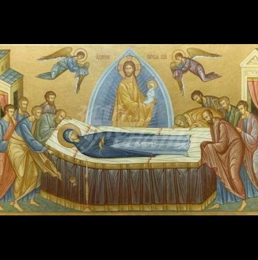 Скоро е Голяма Богородица- Жените не пипат нищо червено, правят се обредни хлябове-Ето какво се прави!