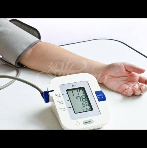 90% от хората измерват кръвното налягане неправилно! Това е грешка, която правите