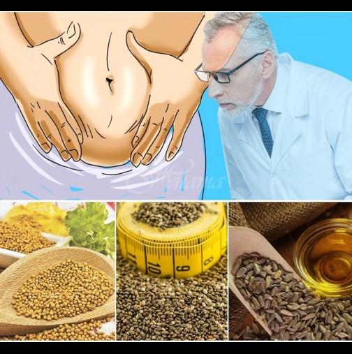 6 златни семена със скрита мощ - разтварят мазнините, измитат токсините и стопяват паласките! Най-добрият приятел на диетите: