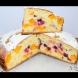Фин крем сладкиш с плодове - свеж, сочен и много летен!