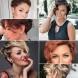 16 модерни къси прически за чуплив и къдрава коса
