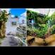 Оазис на балкона - красиви цветни идеи за отдих у дома (Снимки):