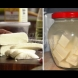2 литра мляко, лимонов сок - и за 1 час можете да опитате натурално меко сирене