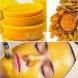Златен скраб с куркума заглажда кожата, остъргва порите от мръсотията и опъва бръчките. Ето лесната рецепта: