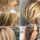 Модерни къси прически за гъста коса