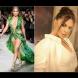 Галена облече култовата Versace-рокля на Дженифър Лопес с деколте до пъпа - на коя ѝ стои по-добре? (Снимки):