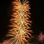 Новогодишните фойерверки 450 000 в Дубай влязоха в Гинес (ВИДЕО)
