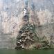 Чудо на природата: Водопад във форма на елха