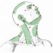 Точки от китайската медицина, които въздействат на грип и простуда