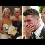 Булката се се качи със свекър си в стая на втория етаж, младоженецът избесня като научи и ето какво стана!