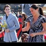 """Експертите решиха въпроса """"Кейт или Меган"""": Ето коя е модната икона и коя - имитаторката (Снимки):"""
