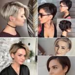 Къс боб без бретон-10 идеи, които подхождат на жени от всички възрасти и стилове