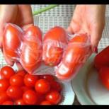 Най-накрая се научих как да съхранявам домати през цялата година. Сега ще ги ям пресни през цялата зима