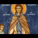 Утре почитаме паметта на светица, преоблечена в мъжки дрехи, а 5 любими имена празнуват имен ден