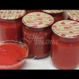 Домашен кетчуп без дълго варене. Най-добрата рецепта, която някога съм опитвала!