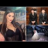 Сватба като от приказките! Племенницата на Маргините се венча като принцеса под тепетата (Снимки):