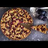 Любимата рецепта във всяка немска пекарна - Плодов сладкиш на трохи. Фин, сочен и хрупкав, неописуемо вкусен: