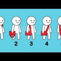 Начинът, по който носите чантата си, може да разкаже много за вас-Изберете един от героите и вижте сами
