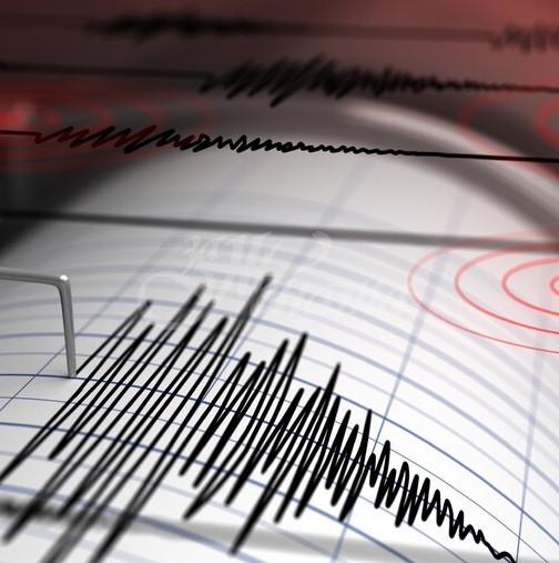 Земетресение в Западна България