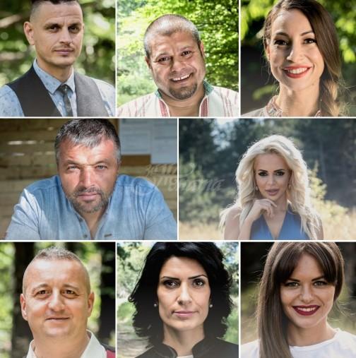 Ето участниците във Фермата 6-Снимки